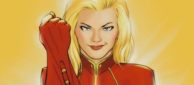 Brie Larson interpretará a Captain Marvel en 2019