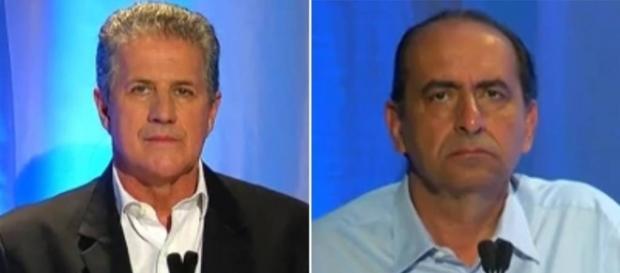 Debate foi marcado por acusações entre os candidatos à Prefeitura de Belo Horizonte.