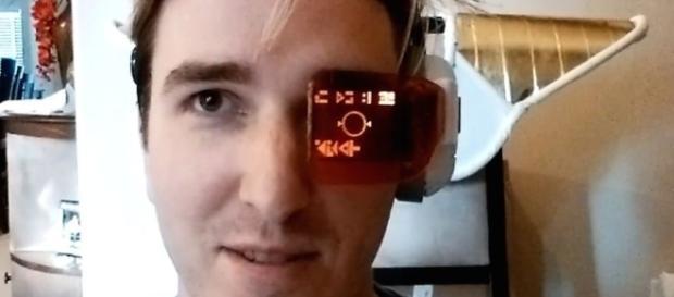 detector de energia de Dragon Ball