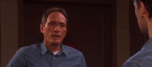 George DelHoyo as Orpehus on 'Days Of Our Lives' - Image via DaysGoneBy/Photo Screencap via NBC/YouTube.com