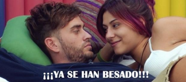 GH17: ¡¡Bea y Rodri confirman su relación con un BESO!!