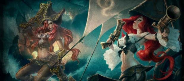 League of Legends-Miss Fortune by Destinyluna123 on DeviantArt - deviantart.com