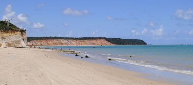 Praia do Carro Quebrado um paraíso em Alagoas