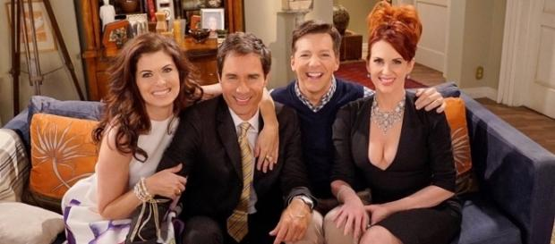 The Cast of Will & Grace Reunites: See Debra Messing, Eric ... - eonline.com