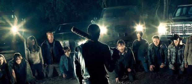 The Walking Dead Saison 6 : Negan, la version non censurée de la ... - alvinet.com