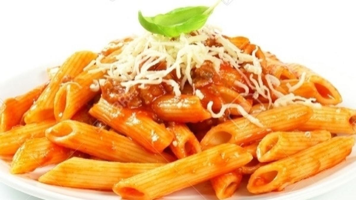 Receta De Pasta Penne A La Italiana