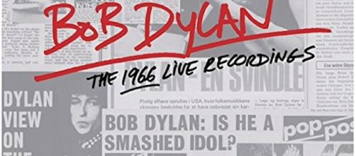 Bob Dylan - The 1966 Live Recordings (Credit: Sony)