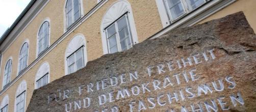 Casa natale di Adolf Hitler a Braunau