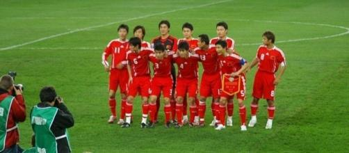 Chinese are training in Europe to become a football world power.