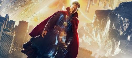 Doctor Strange participa en Avengers: Infinity War