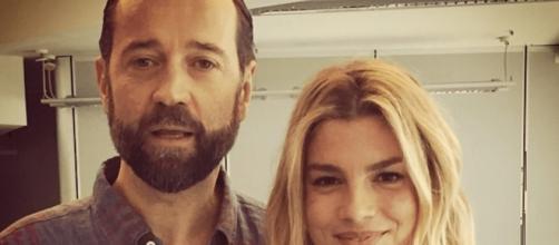 Emma attrice con Fabio Volo in una nuova serie tv..