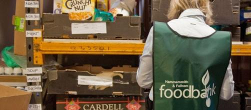 Food banks: Soaring number of starving Britons is national ... - mirror.co.uk