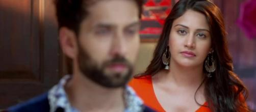 Ishqbaaz, Anika dreams of shivaay (Youtube screengrab)