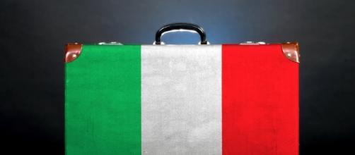 Italiani con la valigia in mano secondo l'Istat.