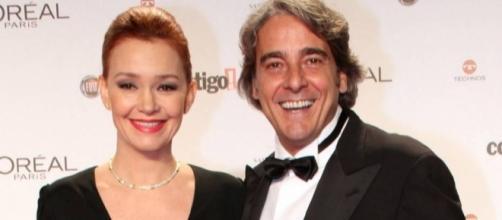 Júlia Lemmertz comenta polêmica envolvendo o ex-marido Alexandre Borges