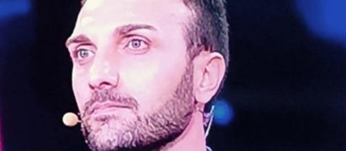 L'attore Giuseppe Brancato a 'Tu sì que vales', Canale 5.