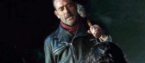 Negan se llevó el protagonismo del estreno de la séptima temporada