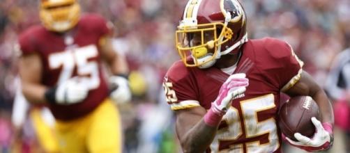 Redskins: RB Chris Thompson set to return in 2016 - riggosrag.com