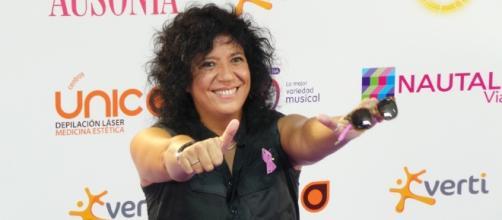 Rosana en el concierto Por Ellas de Cadena 100/ Andrés Montiel Quiñones