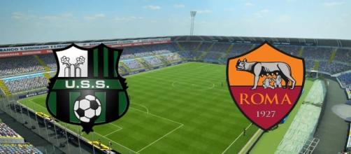 Sassuolo 1 - 3 Roma. Ottimo Sassuolo nel primo tempo ma Roma cinica nel secondo!