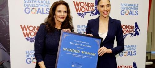 Wonder Woman named a special UN ambassador, despite protests ... - stripes.com