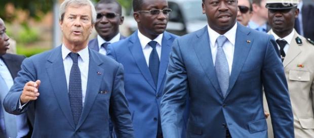 Bolloré en Afrique, un des hauts lieux de sa fortune pour les médias en France