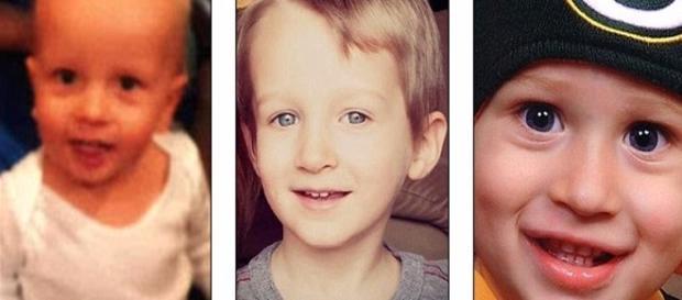 Crianças que morreram após acidente com móveis da Ikea
