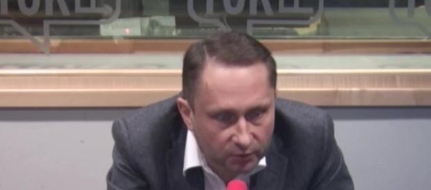 """Durczok zapowiedział wytoczenie kolejnego procesu wydawcy """"Wprost"""" i Latkowskiemu (fot: gazeta.pl)"""