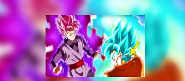 Imagen exclusiva del comercial que nos mostró esta increíble escena.