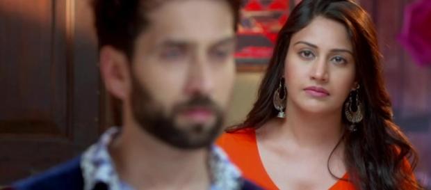 Ishqbaaz, Anika dreams of shivaay (Youtube screengrab)