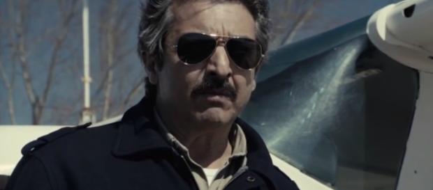 """Kóblic é um ex-capitão das Forças Armadas, responsável pelas missões aéreas conhecidas como """"voos da morte"""""""