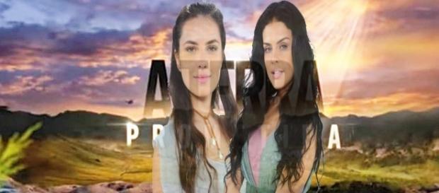 """Samara se surpreende ao descobrir que Aruna é o """"Soldado Mascarado"""", em """"A Terra Prometida"""""""
