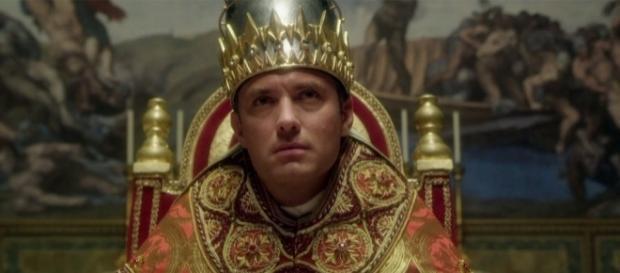 The Young Pope, la serie tv di Paolo Sorrentino: prime immagini e ... - panorama.it