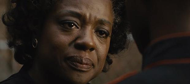 Viola Davis shakes up Oscar race. [Photo by Paramount Pictures]