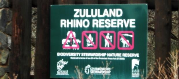 Zululand Rhino Reserve / Photo by J. Flowers (own work)