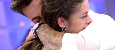 MYHYV' Iván rompe en directo con Ruth mientras ella llora - europapress.es