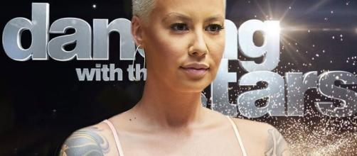 Amber Rose 'joins Dancing With The Stars. Photo: Blasting News Library - mirror.co.uk