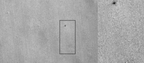 """Ecco quello che resta della sonda Schiaparelli: """"Si è schiantata a ... - lastampa.it"""