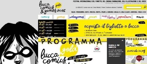 Lucca Comics & Games 2016: programma