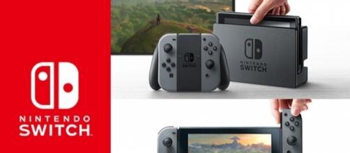 Nintendo ha presentato la console Switch