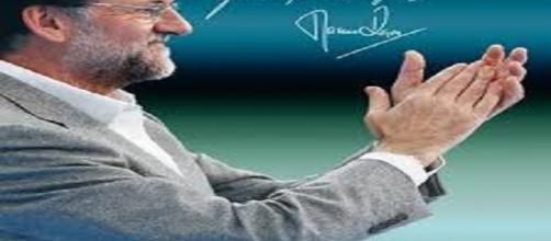 Una foto del nuovo premier spagnolo Rajoy