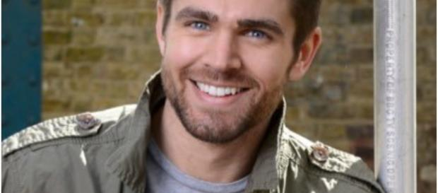 Actor Jack Derges (Andy Flynn)