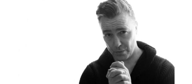 Actor Paul McGillion Photo courtesy of Aaron Smedley, used with permission
