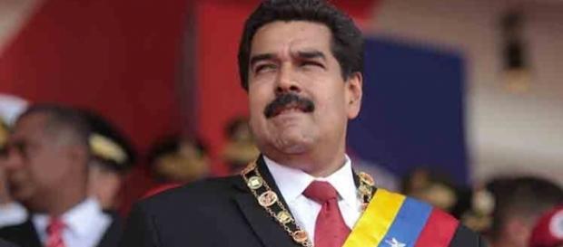Crise humanitária na Venezuela.