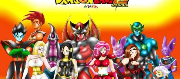Dragon Ball Super - RachelX (youtube)