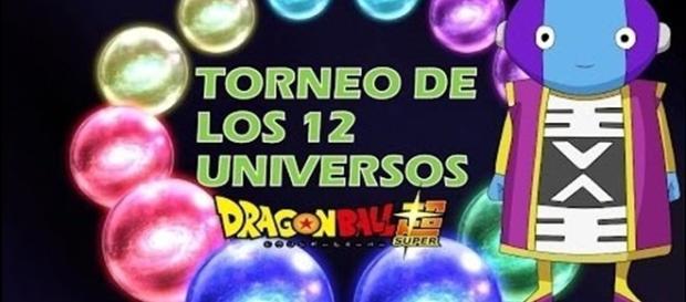 """El torneo de los 12 universos """"El torneo de Zeno Sama"""""""