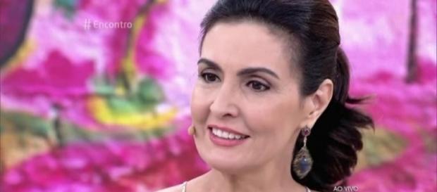 Fátima Bernardes está em conflito com Ana Maria