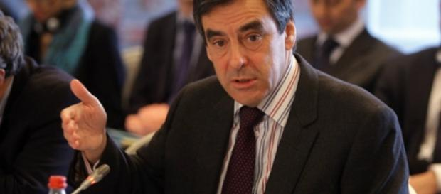 Francois Fillon - meeting - CC BY