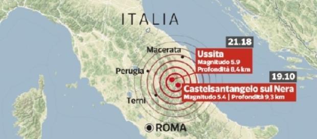 Il #CentroItalia continua a tremare. #BlastingNews