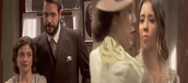 Il Segreto, anticipazioni: Candela e Severo nuova coppia, Emilia picchia Hortencia